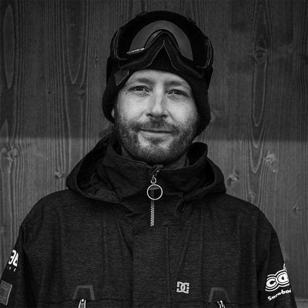 Jono Stevens Cab9 Snowboarding Instructor
