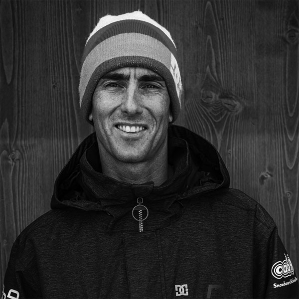 Paul Coleman Cab9 Snowboarding Instructor